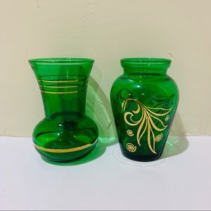 Anchor Hocking Accents - Vintage vases